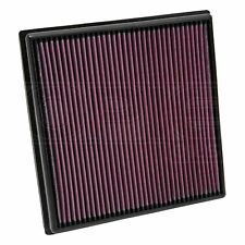 K&N Replacement Air Filter - 33-2966 - Performance Panel - Genuine Part