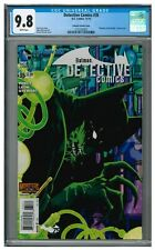 Detective Comics #35 (2014) Monsters of the Month Variant CGC 9.8 HH472