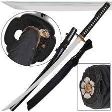 Symbol of Protection Traditional Japanese Samurai Handmade 1090 Katana Sword
