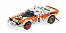 Lancia Stratos Bic Livieratos Manolis Acropolis Rally 1978 1:43 Model MINICHAMPS