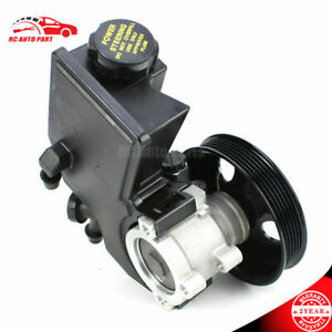 52089300AB Fits For Jeep Grand Cherokee WJ 2001-2004 Power Steering Pump New