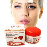 Goji facial cream eyes cream Goji cream face Whitening skin care Anti wrinkle ey