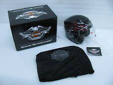 New Harley Davidson 3/4 Helmet Small Americana Hybrid #98363-11VM