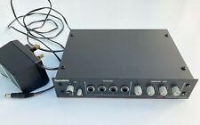 Symetrix SX204 powerful 4-way headphone amplifier
