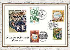 MONACO CEF PREMIER JOUR 1994 TIMBRE   N° 1931 . 1934 . 1938 . 1939 EVENEMENTSS