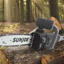 """Sun Joe Electric Convertible Pole Chain Saw   10""""   8.0 Amp   2 Year Warranty !"""