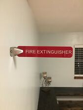 Custom Office signs fire extinguisher elevator sign door signs wall extinguish