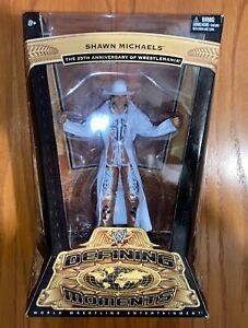 WWE Mattel Elite Defining Moments HBK Shawn Michaels Figure, Flashback, Legends