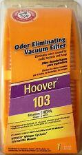 Arm & Hammer Hoover 103 Odor Eliminating Vacuum Filter - 64203 - NEW