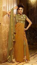 Indian asian Ethnic Anarkali Salwar Kameez Designer Suit Bollywood latest Dress