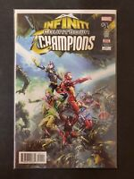 Infinity Countdown Champions #1 (2018) NM Marvel Comics