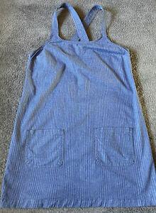 womens dungaree Style Dress By Fat Face size 10 Hardly Worn