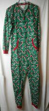 Christmas Size s/m Adult one piece pajama