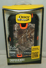 New Otterbox Defender Series Case & Holster Clip for Samsung Galaxy S4- Camo