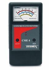 Tramex Concrete Encounter 4 Cme4 Moisture Damp Meter