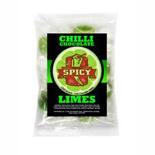 Ghost Pepper Chilli Lime AL CIOCCOLATO-Chilli Lime bollita DOLCI 100g PRODOTTO NUOVO