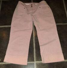 Petite Mid Rise Capri, Cropped Trousers NEXT for Women