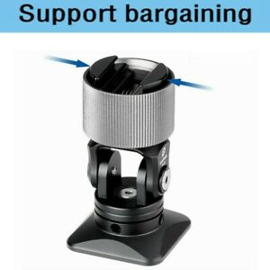 Leofoto FA-09 Cold shoe and Hot shoe adapter for camera tripod support