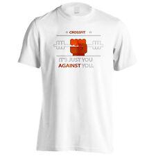 Crossfit Forging Elite Fitness Love Gym  Men's T-Shirt/Tank Top c487m
