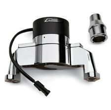 PROFORM 66225P Electric Water Pump in Polished Finishfor SB Chevy