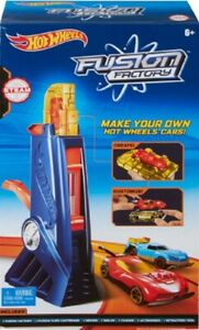 Hot Wheels Fusion Factory Car Maker Hotwheels - Make Your Own Sealed, New in Box
