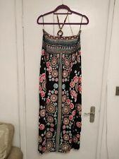 BNWT Stunning Joe Browns Hippie Summer Beach BoHo Ethnic Maxi Dress size 16