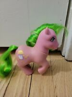 My Little Pony G1 Raspberry Jam Sweetberry Pony Purple Green Vintage