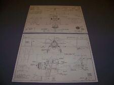 VINTAGE.1931 MARTIN BM-1 & BM-2 ..4-VIEWS/SPECS/DETAILS...RARE! (973F)