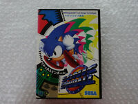 "Sonic Spinball MD ""Good Condition"" Sega Megadrive Japan"