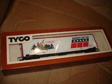 Vintage Tyco spirit of '76 Washington crossing Delaware 362b box car  train
