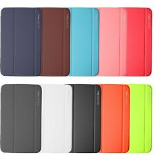 Slim Leather Case Book Cover For Samsung Galaxy T210 T310 T230 T330 T110 Tablet