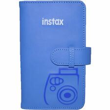 Fujifilm Instax Mini Wallet 108 Photo Album for 8 9 25 50S 90 COBALT BLUE #9057