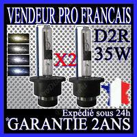 2 AMPOULES D2R 35W 12V LAMPES DE RECHANGE REMPLACEMENT FEU XENON KIT HID 6000K