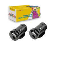 2PK Compatible 593-BBMF High Yeild Toner Cartridge for Dell S2810X S2810dn