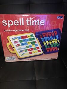 Spell Time - Cadaco