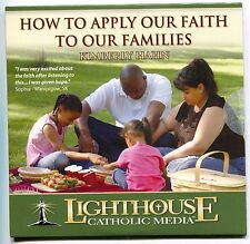 How to Apply our Faith to our Families - Kimberly Hahn - CD
