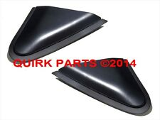2008-2013 Nissan Rogue | Front Right & Left Fender Mirror Trim Finishers OEM NEW