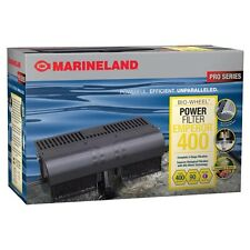 MARINELAND Emperor 400 Filter System BIO-WHEEL POWER FILTER