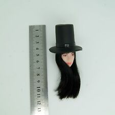 X55-03 1/6 Scale HOT Female Hat Black TOYS