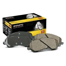 For Chevy Camaro 10-18 Performance Ultra-Premium Ceramic Front Brake Pads