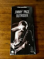 JIMMY PAGE ~ OUTRIDER ~ ORIGINAL LONG BOX CD ~ STILL FACTORY SEALED 1988