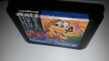 * Sega Mega Drive Game * RADICAL REX * Megadrive