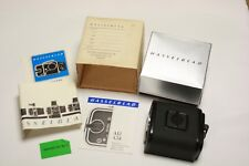 New Hasselblad black 30171 A24 (6x6) film magazine in box. Ser. #RI3523991