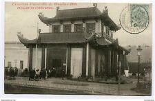 CPA - Carte postale -Belgique - Exposition Universelle de Bxl 1910 - Indochine