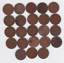 1925 Half Penny Coin Australia price is for ONE only L-888