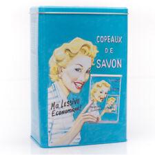 Copeaux de Savon de Marseille en boîte vintage