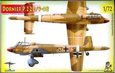 Unicraft Models 1/72 DORNIER Do.P.222 German 1939 Dive Bomber Project