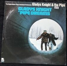 Soundtrack LP PIPE DREAMS OST Gladys Knight & The Pips