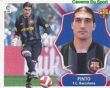 PINTO ESPANA FC.BARCELONA STICKER LIGA ESTE 2009 PANINI