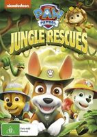 Paw Patrol - Jungle Rescues (DVD, 2017) NEW